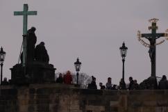 Blick auf die Karlsbrücke